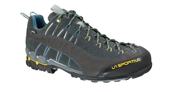 La Sportiva Hyper GTX Approach Shoes Men dark grey